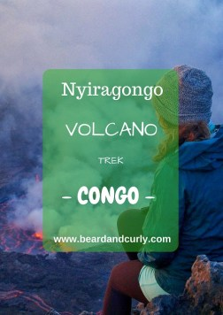 Nyiragongo Volcano Trek, Lava Lake, World's Largest Lava Lake, Virunga National Park, Goma, Congo, Democratic Republic of Congo, DRC, D.R.C., volcano hike in congo, volcano trek in congo, hike in virunga, packing list, packing essentials, visa, permits, transportation, what to bring to virunga, what to bring on the virunga volcano hike, beardandcurly.com