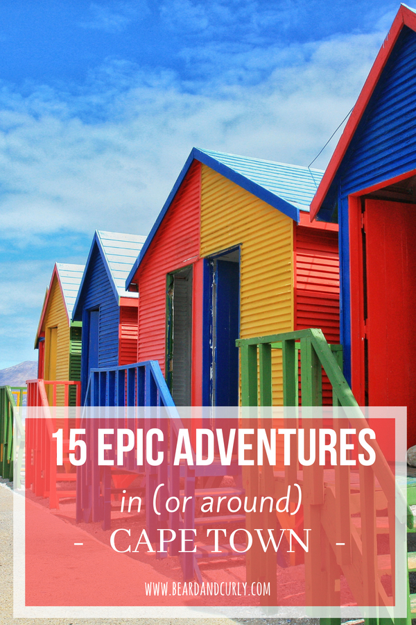 15 Epic Adventures in Cape Town, South Africa, ZA, Cape Town, Drakensberg, Mountains, Coast, Beach, Hiking, Cederberg, Table Mountain, Garden Rout #southafrica #za #africa #capetown www.beardandcurly.com