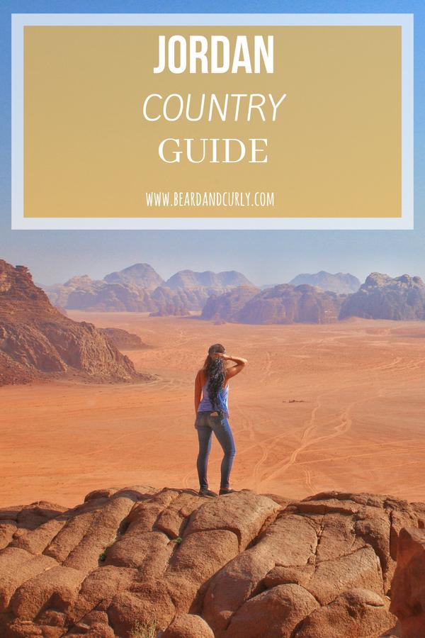 Jordan Country Guide, Wadi Rum, Petra, Dead Sea, Jerash, Ruins, Desert, #jordan #wadirum #deadsea #petra www.beardandcurly.com