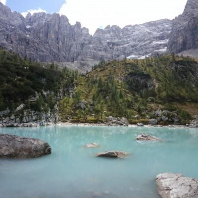 Hike to Stunning Lake Sorapis in Italy