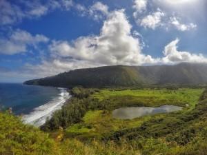 Waipi'o Valley View