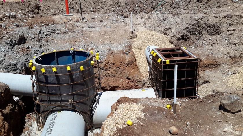 Sewer Pits
