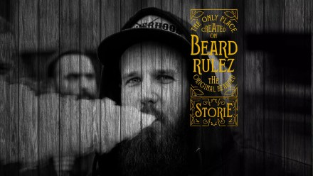 Michael Mathieu on beard rulez stories