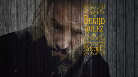 Simone on Beard Rulez stories