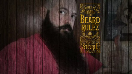 Matteo Tuveri on beard rulez stories