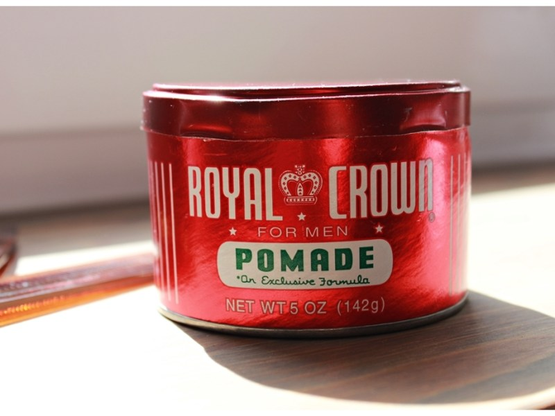 Royal Crown Pomade – recenzja