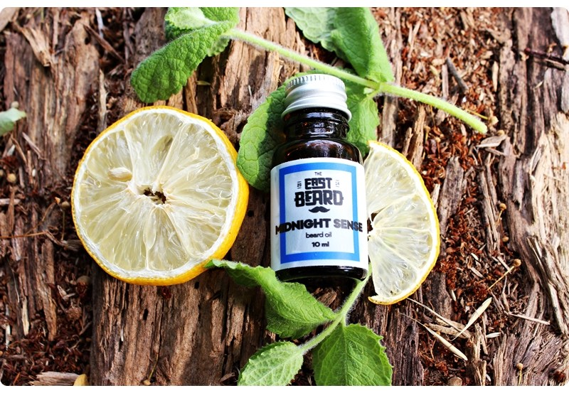 East Beard Company (Midnight Sense Beard Oil) – recenzja