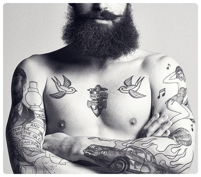 Jak należycie pielęgnować tatuaże?