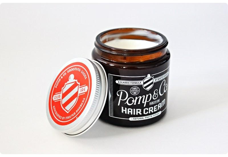 Pomp & Co. Hair Cream – recenzja matowej pasty do włosów