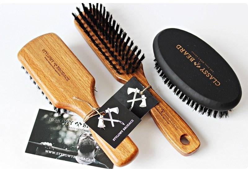 Stylowy Brodacz – recenzja szczotek do brody