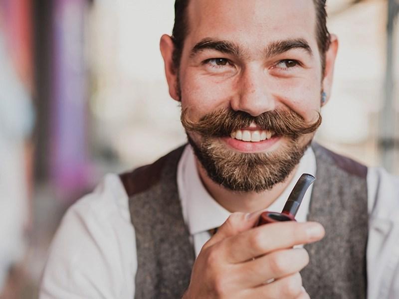 Jaki wosk do wąsów?