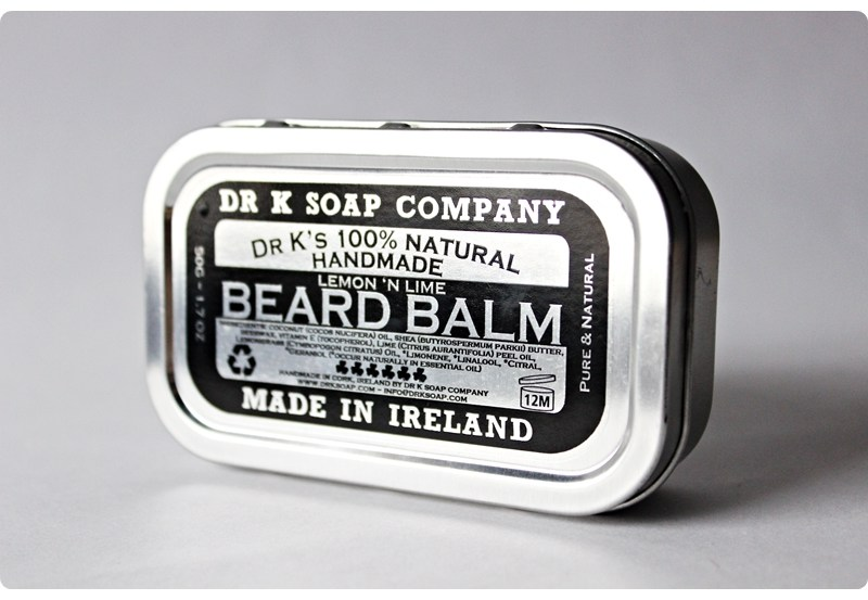 Dr K Soap Company Lemon n Lime Beard Balm – recenzja balsamu do brody
