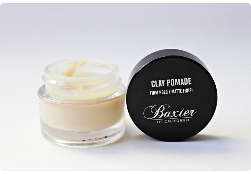Baxter of California Clay Pomade – recenzja glinki do włosów