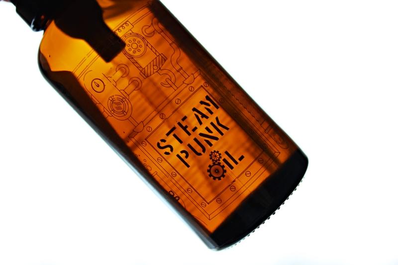 Pan Drwal x Adam Szulc Steam Punk Oil – recenzja olejku do brody