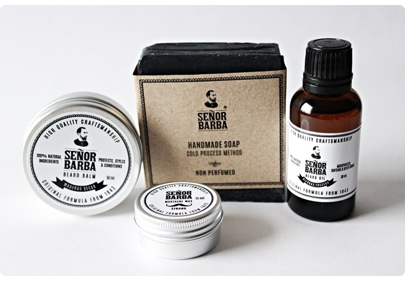 Señor Barba – recenzja kosmetyków do brody