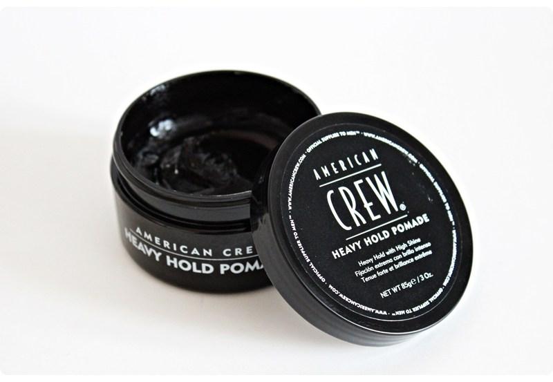 American Crew Heavy Hold Pomade – recenzja pomady do włosów