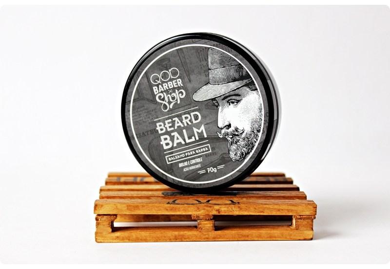 QOD Barber Shop Beard Balm – recenzja balsamu do brody