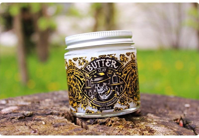 Butter Clay (Matte) – recenzja glinki do włosów