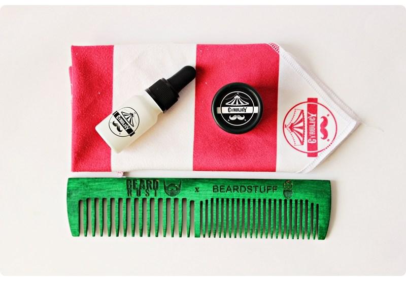 Ręcznik do brody z mikrowłókien Cyrulicy – recenzja