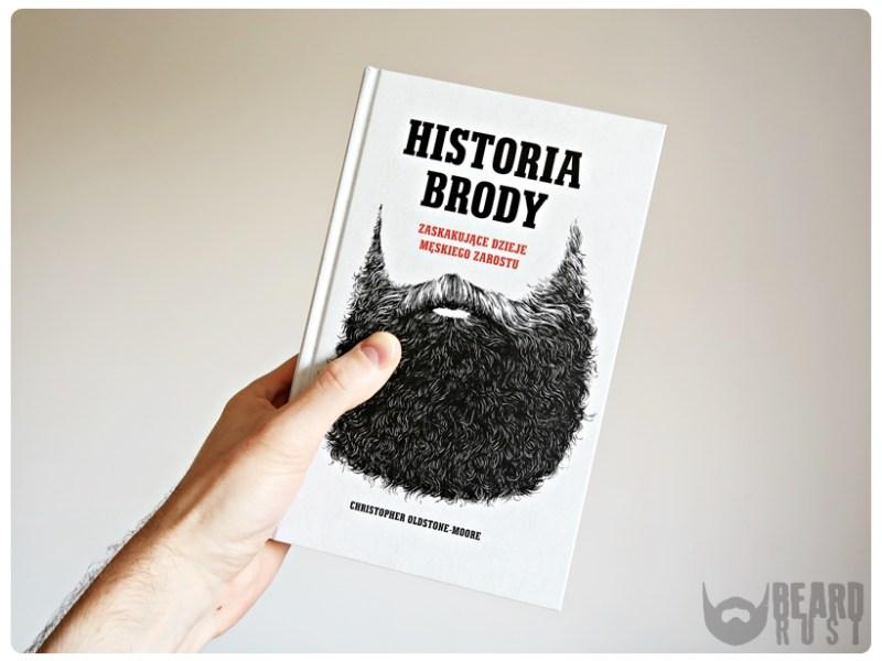 Historia brody: Zaskakujące dzieje męskiego zarostu – recenzja książki