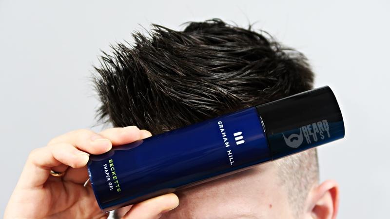 Graham Hill Becketts Shaper Gel – recenzja żelu do włosów