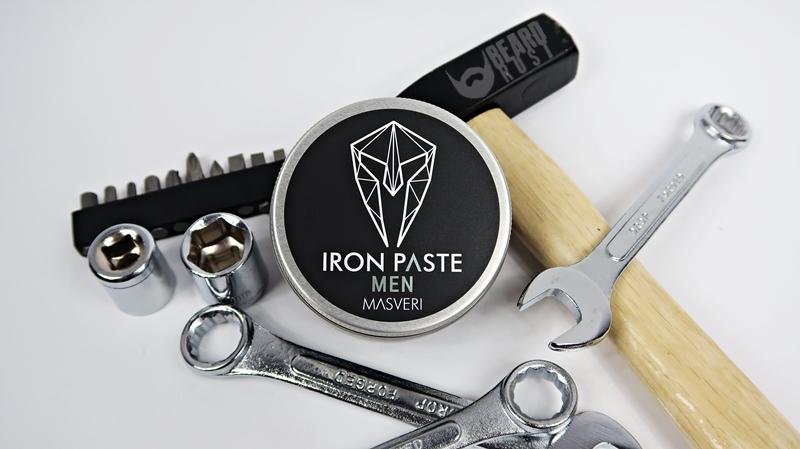 Masveri Iron Paste – recenzja pasty do włosów