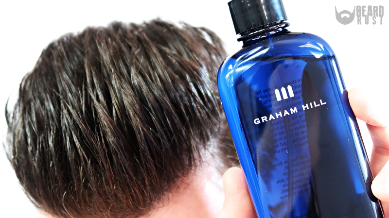 Graham Hill Luffield Flexible Styling Spray – recenzja lakieru do włosów
