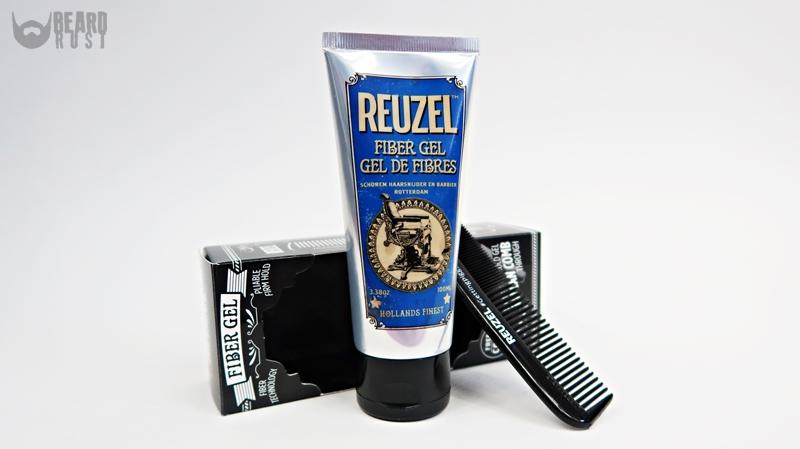 Reuzel Fiber Gel – recenzja włóknistego żelu do włosów