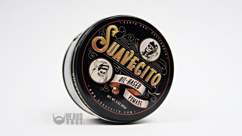 Suavecito Oil-Based Pomade – recenzja wosku do włosów
