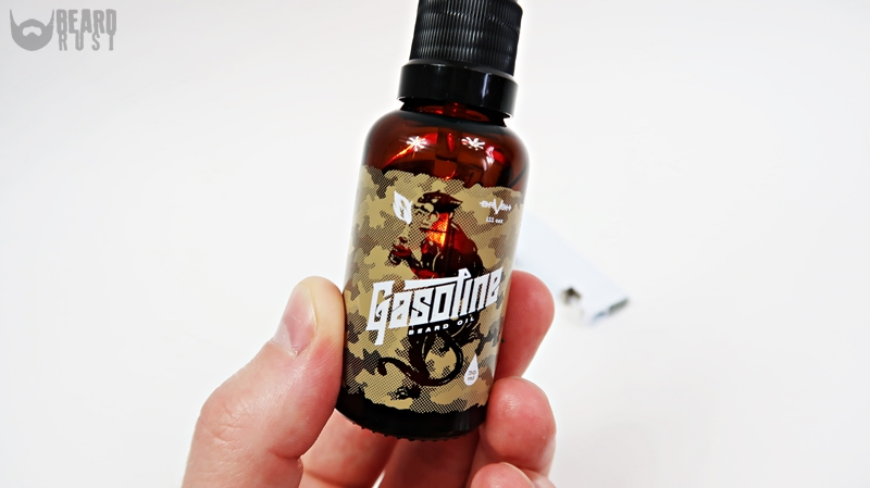 Pan Drwal x Brush Gasoline Beard Oil – recenzja olejku do brody