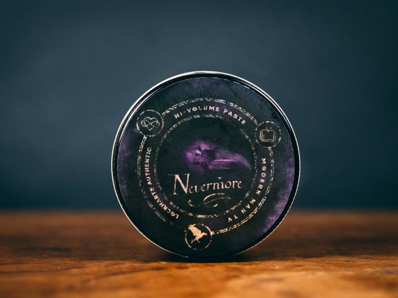 Lockhart's Nevermore Hi-Volume Paste – recenzja