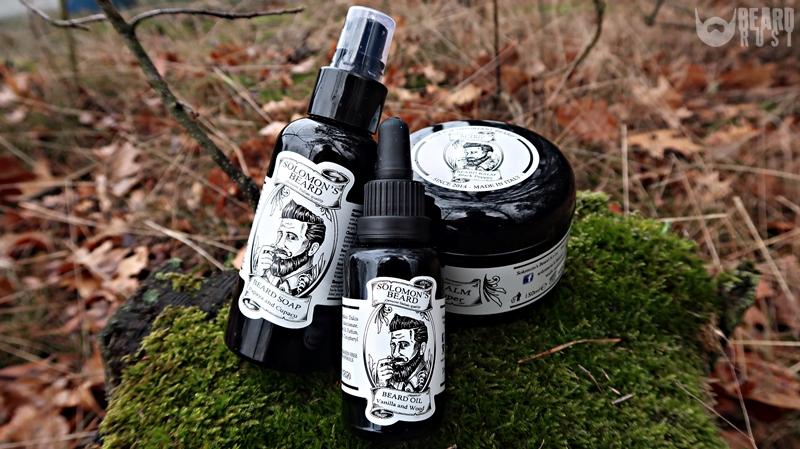 Solomon's Beard – recenzja kosmetyków do brody