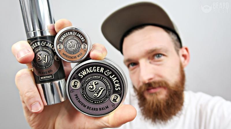 Swagger & Jacks Gentlemen's Grooming – recenzja kosmetyków do brody i wąsów