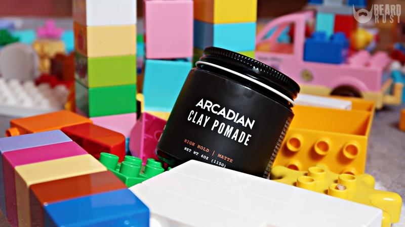 Arcadian Clay Pomade – recenzja glinki do włosów