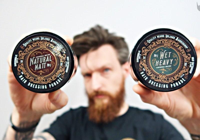 Lucjan's Wet Heavy, Natural Matt, El Bandito Del Pudro – recenzja