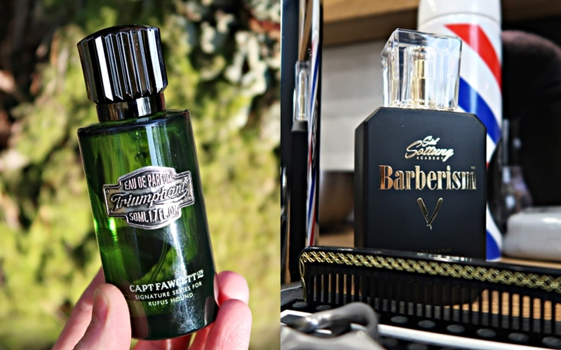 Capt. Fawcett's Triumphant & Barberism Eau De Parfum – recenzja perfum