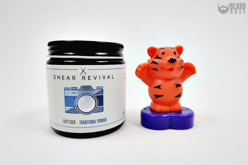 Shear Revival Easy Tiger Traditional Pomade – recenzja