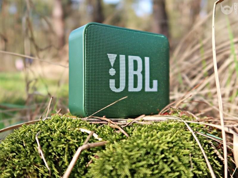 Zabierz muzykę wszędzie ze sobą z głośnikiem JBL GO 2 !
