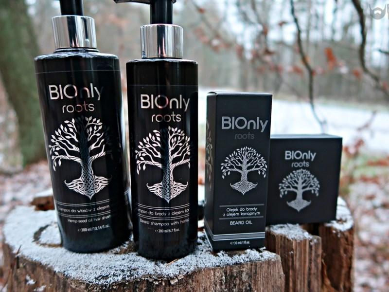 BIOnly Roots – recenzja kosmetyków do włosów i brody