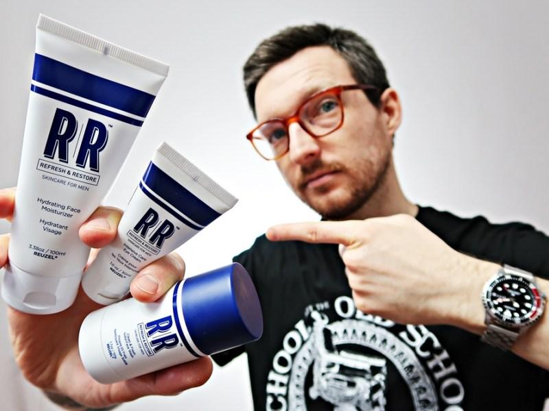 RR (Refresh & Restore) – nowa linia kosmetyków od Reuzel