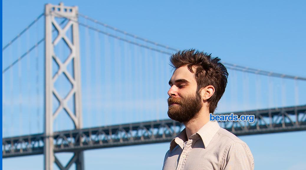 Welcome beard image