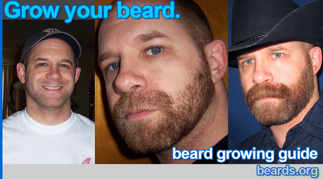 How To Grow A Beard All About Beards