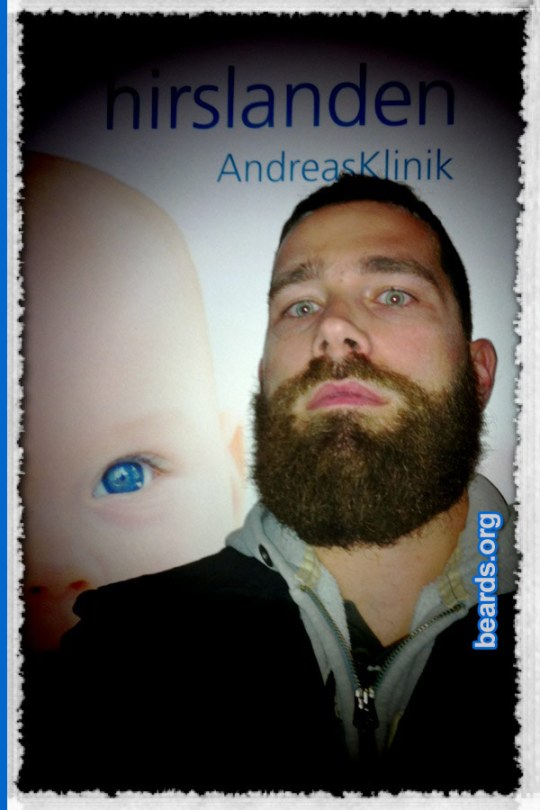 Today's beard: Adi