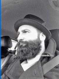 Jasmin: today's beard, 2016/12/12