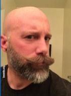 Jason: today's beard, 2016/12/18