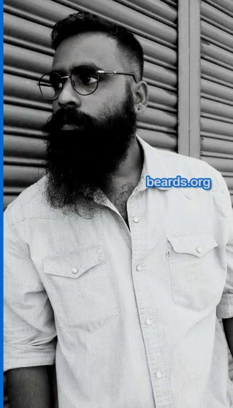 Today's Beard: Nevin