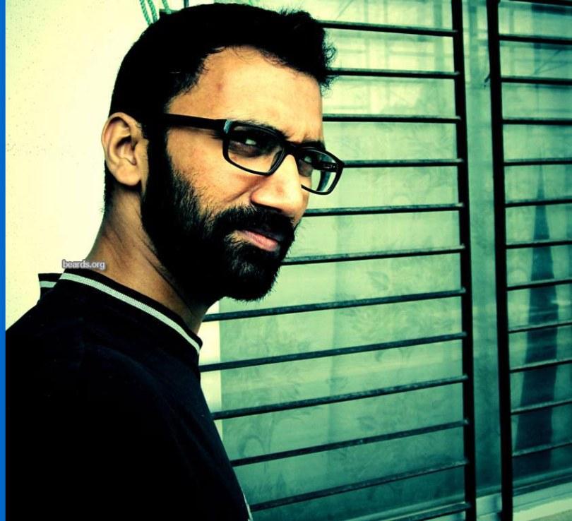 Appanna, beard photo 6
