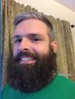 Ben's beard at five months, photo 1