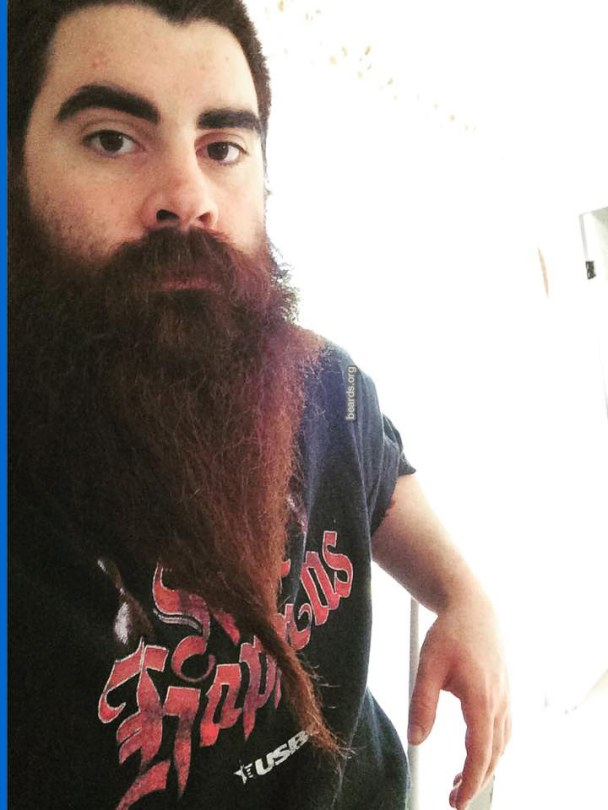 Dan, today's beard photo 3