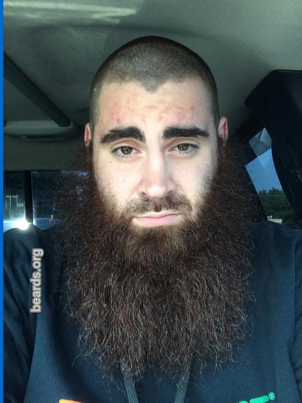 Dan, today's beard photo 6